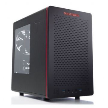 Riotoro CR280 SFF Gaming Case with Window  Mini ITX